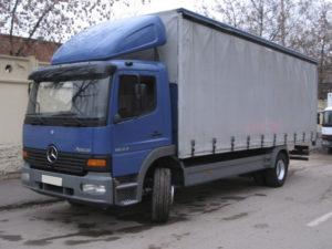 грузоперевозки 5 тонник